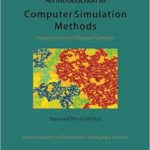 An Inroduction to Computer Simulation Methods